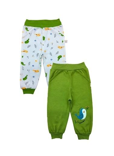 By Leyal For Kids Pantolon Yeşil